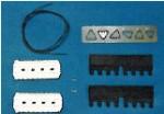 1-20-DFV-Engine-Cam-Cover-Set-for-Tamiya