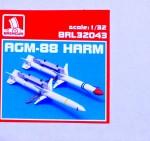 1-32-AGM-88-Harm-2-pcs-