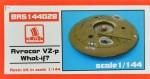 1-144-Avrocar-VZ-9-What-if-resin-kit