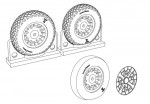 1-48-F4U-Corsair-Diamond-Thread-Wheels-set