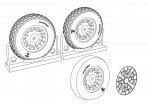 1-48-F4U-Corsair-Cross-Thread-Wheels-set