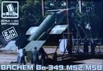 1-144-Bachem-Ba-349-M52-M58-2-in-1-plastic-kits