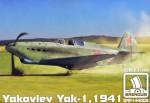 1-144-Yakovlev-Yak-1-1941-plastic-kit