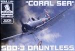 1-144-SBD-3-Dauntless-CORAL-SEA-plastic-kit