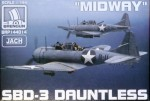 1-144-SBD-3-Dauntless-MIDWAY-plastic-kit