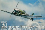 1-72-Hawker-Typhoon-Mk-Ib-Car-doors-EARLY
