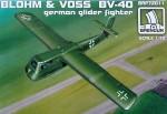 1-72-Blohm-and-Voss-BV-40-German-glider-plastic-kit
