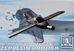 1-72-Zeppelin-Rammer-2-pcs-plastic-kit