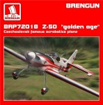 1-72-Zlin-Z-50-Golden-Age-plastic-kit