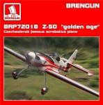 1-72-Zlin-Z-50-Golden-Age-plastic-kit