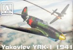 1-72-Yakovlev-Yak-1-mod-1941-plastic-kit