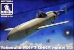 1-72-Yokosuka-MXY-7-Ohka-model-22-plastic-kit