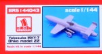1-144-Yokosuka-MXY-7-Ohka-model-22-full-kit