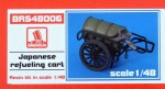 1-48-Japanese-refueling-cart-resin-kit
