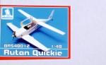 1-48-Rutan-Quickie-resin-kit