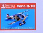 1-72-Aero-A-18-Czechoslovak-Fighter-resin-kit