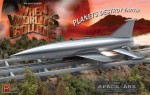 1-350-SPACE-ARK-model-kit-base-is-14-inches-long-from-the-classic-1951-sci-fi-movie