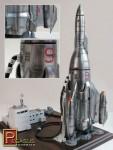 The-Mercury-9-Rocket