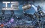 Chrome-Plated-Terminator-2-T-800-Endoskeletons-Kit