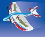 Aeroplane-Radiocontrolled