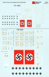 1-48-German-Armour-Unit-Insignia-1940s-176-and-148