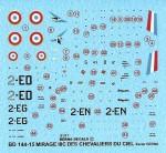1-144-Dassault-Mirage-IIIC-Knights-of-the-Sky-2-ED-Cigognes-Dijon-1964