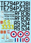 1-32-De-Havilland-Mosquito-FB-Mk-VI-in-French-Service-RS534-code-1-GC-I-6-Corse-Tan-Son-Nhut