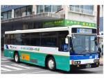 1-150-The-Bus-Collection-Miyazaki-Kotsu-Hito-Mono-Hakobu-Ecology-Bus-2