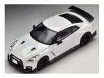 1-64-LV-N153a-Nissan-GT-R-nismo-2017-White