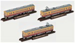 1-150-Train-Collection-Keihan-Electric-Railway-Series-3000-Second-Edition-Set-of-3pcs