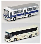 1-150-The-Bus-Collection-JR-Bus-Tohoku-30th-Anniversary-Set-of-2pcs