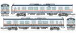 1-150-Train-Collection-Kanto-Railway-Type-KIHA-2100-First-Edition-New-Color-2-Car-Set