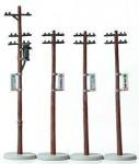 1-150-Scene-Accessory-029-2-Utility-Poles-A2