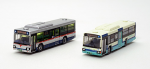1-150-The-Bus-Collection-Chiba-Kotsu-New-and-Old-Color-2-Bus-Set