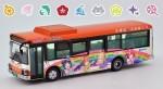 1-80-JH032-Zenkoku-Bus-80-Tokai-Bus-Orange-Shuttle-Love-Live-Sunshine-Wrapping-Bus-No-2