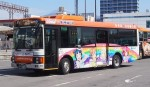 1-150-The-Bus-Collection-Tokai-Bus-Orange-Shuttle-Love-Live-Sunshine-Wrapping-Bus-No-2