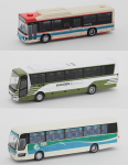 1-150-The-Bus-Collection-Hiroshima-Bus-Center-Set-D