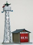 1-150-Scene-Accessory-046-2-Fire-Lookout-Tower-and-Volunteer-Fire-Department-Garage-2