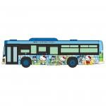 1-150-The-Bus-Collection-Kawasaki-Municipal-Transportation-Bureau-Kawasaki-Norufin-x-Hello-Kitty-Sports-Town-Wrapping-A