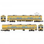 1-150-Train-Collection-JR-Series-105-Improved-Car-30N-Renewed-Design-Fukuen-Line-Unit-F01-2-Car-Set