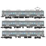 1-150-Train-Collection-Nagano-Electric-Railway-Series-8500-Unit-T4-3-Car-Set