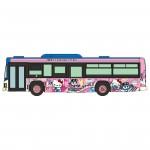 1-150-The-Bus-Collection-Kawasaki-Municipal-Transportation-Bureau-Kawasaki-Norufin-x-Hello-Kitty-Music-Town-Wrapping-C
