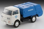1-64-LV-186a-Mazda-E2000-Garbage-Truck-White-and-Blue