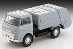 1-64-LV-186b-Mazda-E2000-Garbage-Truck-Gray