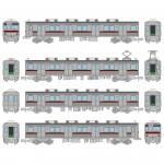 1-150-Train-Collection-Tobu-Railway-Series-9000-Unit-9101-Current-Specification-4-Car-Set