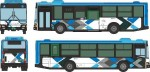 1-150-My-Town-Bus-Collection-MB3-Seibu-Bus