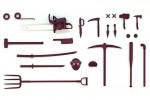 1-12-Little-Armory-LD030-Zombie-Hunter-Set-A