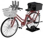 1-12-Little-Armory-LM005-Bicycle-for-School-Attendance-for-D-D-A-School-Maroon