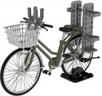 1-12-Little-Armory-LM007-Bicycle-for-School-Attendance-for-D-D-A-School-Olive-Drab