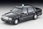 1-64-LV-N219a-Toyota-Crown-Sedan-Tokyo-Musen-Taxi-Black